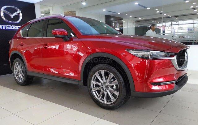 Mazda CX5 đời 2019, màu đỏ1