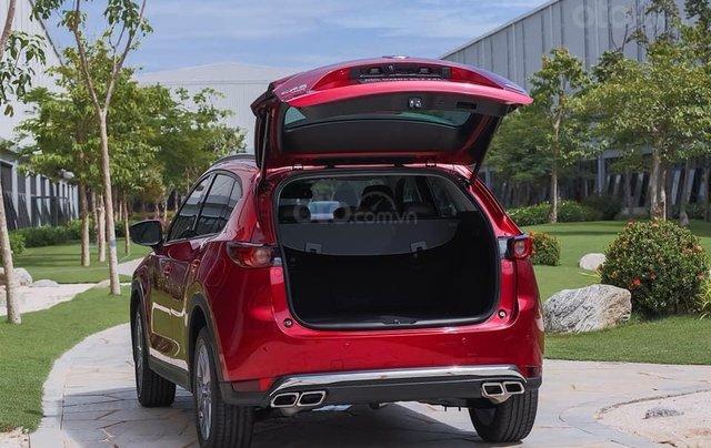 Mazda CX5 đời 2019, màu đỏ2
