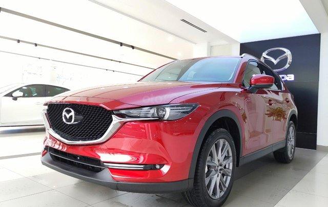 Mazda CX5 đời 2019, màu đỏ3