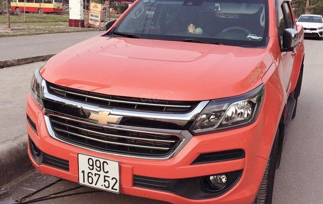 Chính chủ cần bán ô tô Chevrolet Colorado LTZ sản xuất 20180