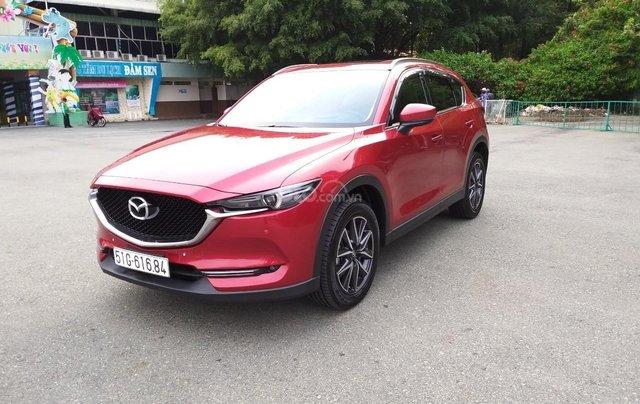 Cần bán xe Mazda CX-5 2019, màu đỏ, mới 99,99%, giá chỉ 920 triệu1