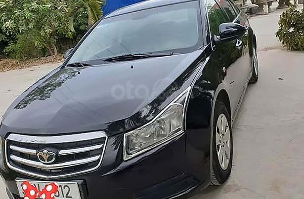 Bán xe Daewoo Lacetti sản xuất năm 2009, màu đen, nhập khẩu nguyên chiếc chính hãng0