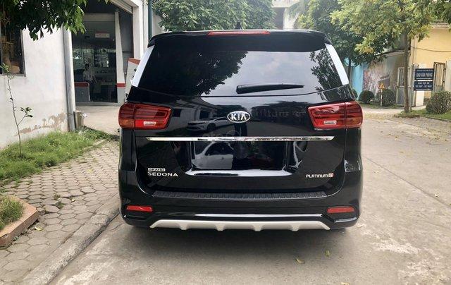Cần bán Kia Sedona Luxury D đời 2019, màu đen9