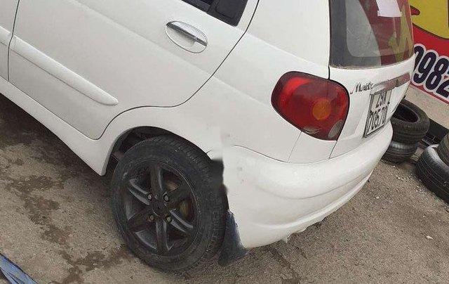 Cần bán lại xe Daewoo Matiz đời 2004, màu trắng, nhập khẩu2