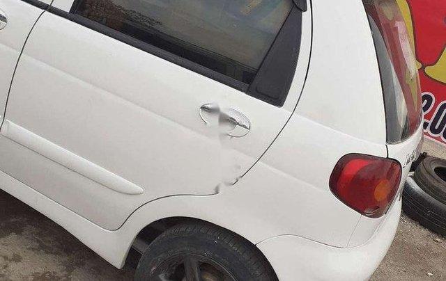 Cần bán lại xe Daewoo Matiz đời 2004, màu trắng, nhập khẩu4