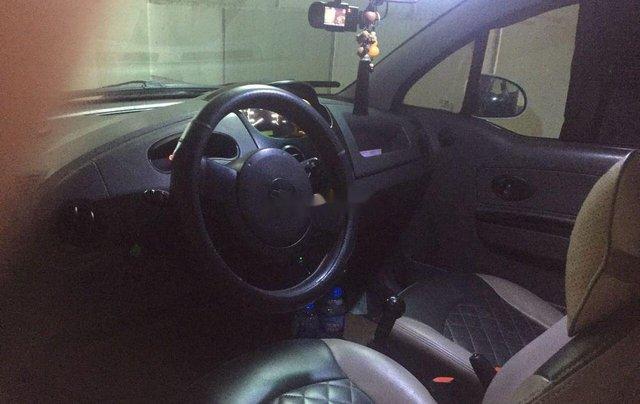 Bán Chevrolet Spark đời 2008, màu trắng chính chủ, giá chỉ 105 triệu xe nguyên bản1