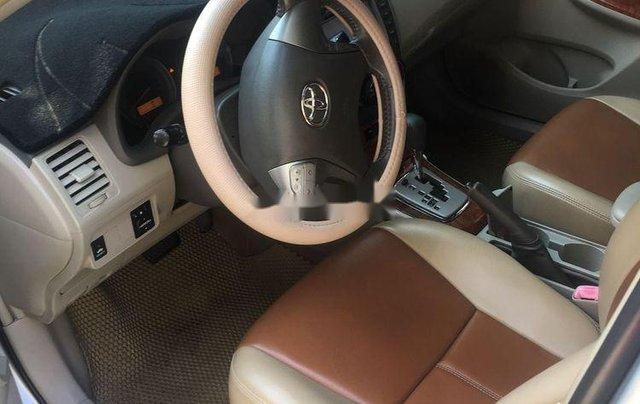 Bán Toyota Corolla Altis sản xuất 2009, màu bạc, số tự động1