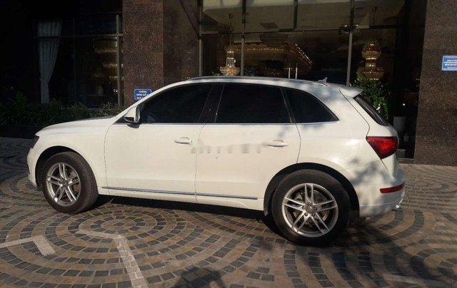 Bán xe Audi Q5 năm 2012, màu trắng, xe nhập chính hãng6