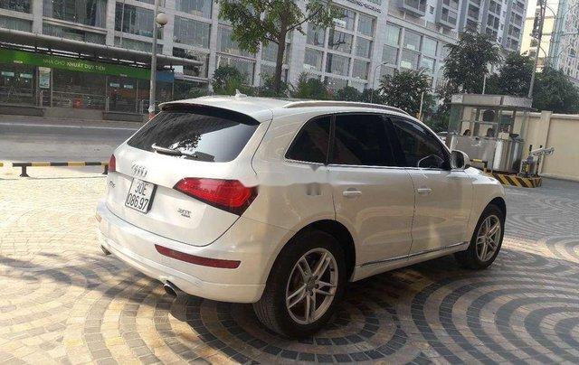 Bán xe Audi Q5 năm 2012, màu trắng, xe nhập chính hãng7