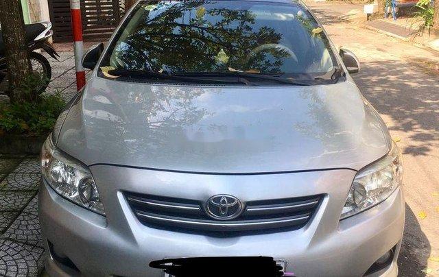 Bán Toyota Corolla Altis sản xuất 2009, màu bạc, số tự động0