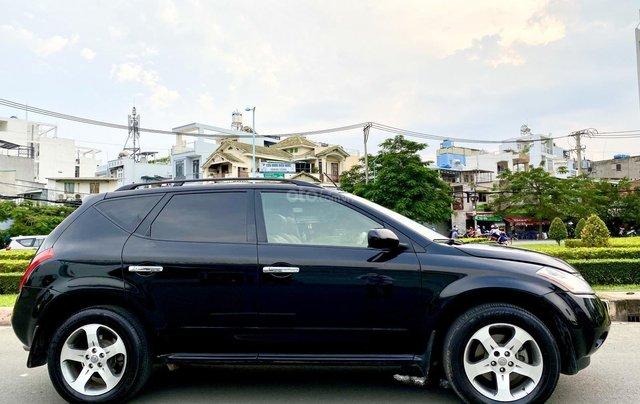 Cần bán xe Nissan Murano đời 2008, màu đen, xe nhập0