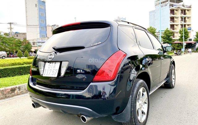 Cần bán xe Nissan Murano đời 2008, màu đen, xe nhập4