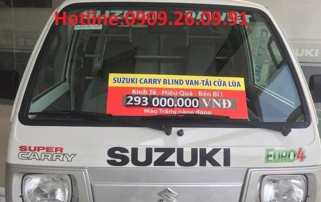 Suzuki Blind Van lưu thông 24/24 đủ các màu giao ngay0