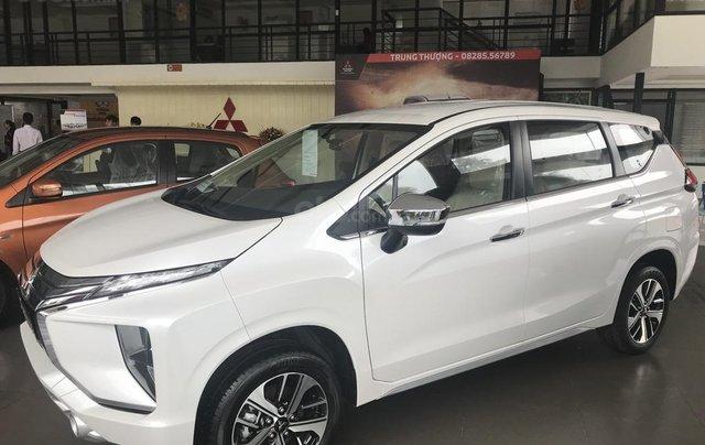 Bán xe Mitsubishi Xpander AT năm 2019, màu trắng, xe nhập khẩu nguyên chiếc, giao xe sớm nhất Hà Nội1