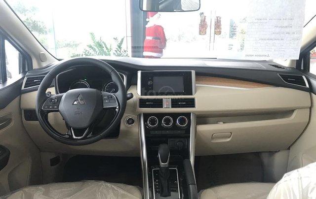 Bán xe Mitsubishi Xpander AT năm 2019, màu trắng, xe nhập khẩu nguyên chiếc, giao xe sớm nhất Hà Nội10