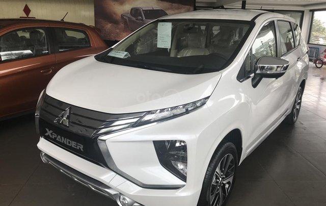 Bán xe Mitsubishi Xpander AT năm 2019, màu trắng, xe nhập khẩu nguyên chiếc, giao xe sớm nhất Hà Nội9