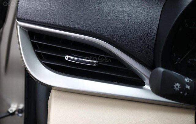 515 triệu, có ngay chiếc Toyota Vios 1.5E CVT sản xuất 2019, màu bạc11