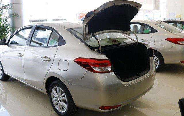 515 triệu, có ngay chiếc Toyota Vios 1.5E CVT sản xuất 2019, màu bạc4