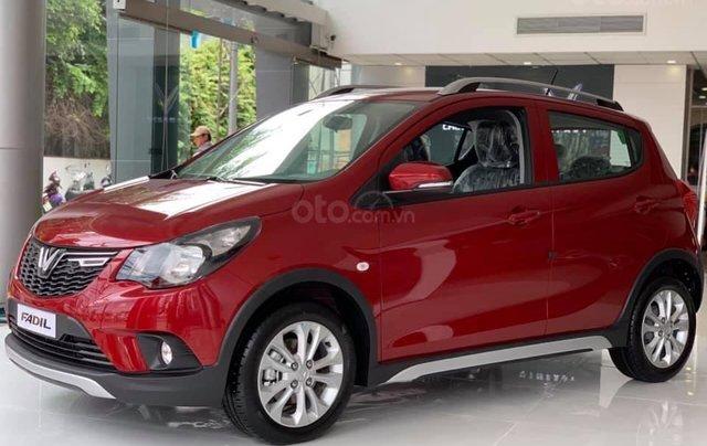Bán xe Vinfast Fadil sản xuất năm 2019, màu đỏ, có sẵn giao ngay1