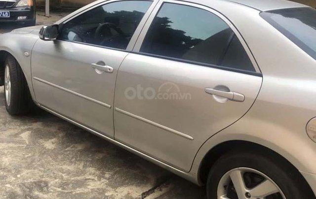 Bán Mazda 6 sản xuất năm 2004, màu bạc còn mới0