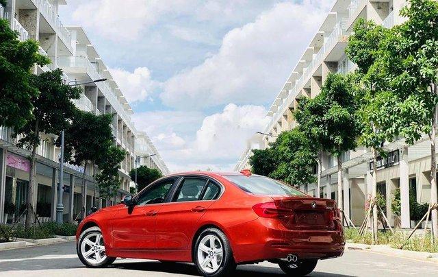 Cần bán lại xe BMW 320i sản xuất 2018, màu đỏ, nhập khẩu nguyên chiếc3