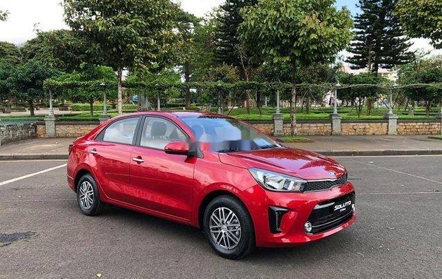 Cần bán Kia Soluto AT sản xuất năm 2019, màu đỏ, giá tốt1