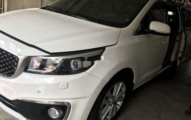 Bán Kia Sedona sản xuất năm 2016, màu trắng, nhập khẩu còn mới, giá 815tr1