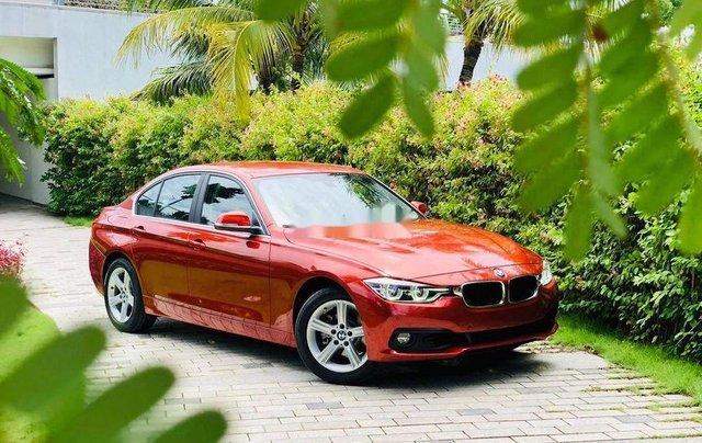 Cần bán lại xe BMW 320i sản xuất 2018, màu đỏ, nhập khẩu nguyên chiếc1