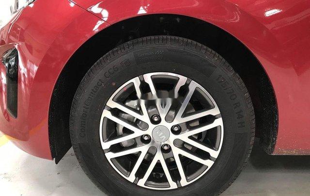 Cần bán Kia Soluto AT sản xuất năm 2019, màu đỏ, giá tốt9