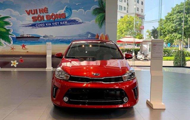 Cần bán Kia Soluto AT sản xuất năm 2019, màu đỏ, giá tốt5