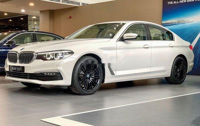 Bán xe BMW 520i sản xuất 2019, màu trắng, nhập khẩu nguyên chiếc0
