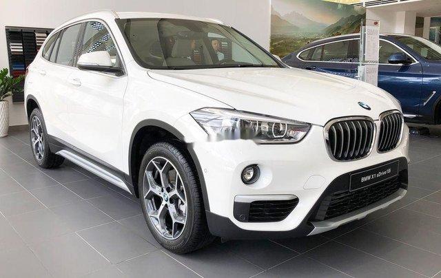 Bán ô tô BMW X1 năm 2019, màu trắng, nhập khẩu0
