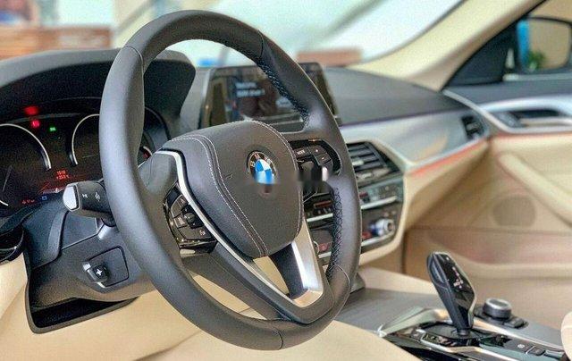 Bán xe BMW 520i sản xuất 2019, màu trắng, nhập khẩu nguyên chiếc5