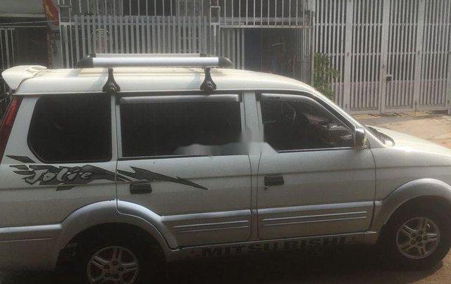 Bán xe Mitsubishi Jolie đời 2002, màu trắng, nhập khẩu, giá 115tr1