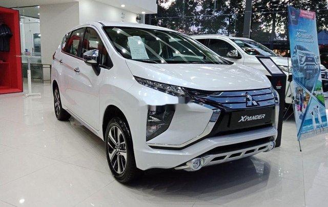 Bán ô tô Mitsubishi Xpander năm 2019, màu trắng, xe nhập, 550 triệu0