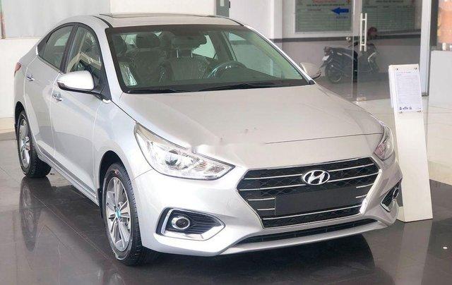 Bán xe Hyundai Accent sản xuất 2019, hỗ trợ trả góp lên đến 80% tối đa 8 năm3