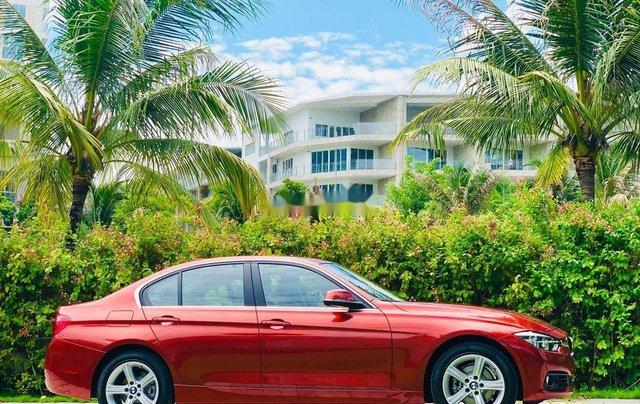 Cần bán lại xe BMW 320i sản xuất 2018, màu đỏ, nhập khẩu nguyên chiếc0