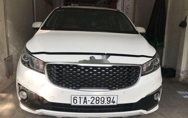 Bán Kia Sedona sản xuất năm 2016, màu trắng, nhập khẩu còn mới, giá 815tr0