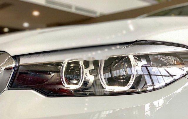 Bán xe BMW 520i sản xuất 2019, màu trắng, nhập khẩu nguyên chiếc2