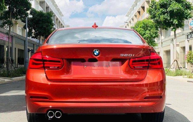 Cần bán lại xe BMW 320i sản xuất 2018, màu đỏ, nhập khẩu nguyên chiếc2