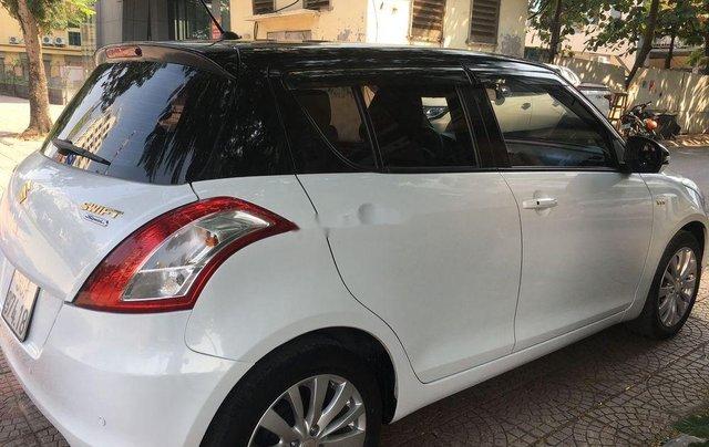 Bán ô tô Suzuki Swift đời 2016, màu trắng còn mới3