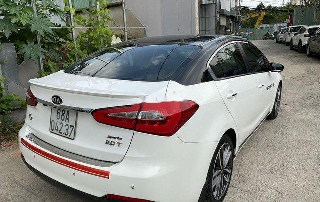 Cần bán lại xe Kia K3 sản xuất 2016, màu trắng còn mới3