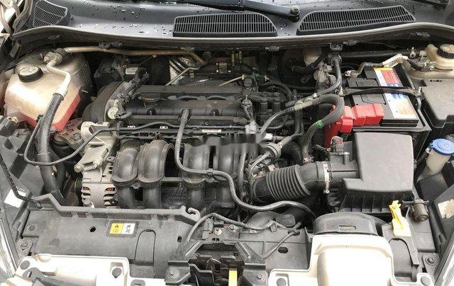 Cần bán xe Ford Fiesta đời 2012, màu vàng còn mới1