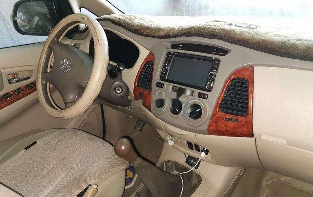 Bán Toyota Innova MT sản xuất 2007, nhập khẩu nguyên chiếc 2