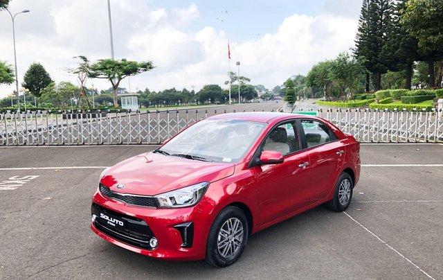 Kia Soluto hoàn toàn mới giá chỉ 399 triệu - ưu đãi hấp dẫn - liên hê: 0976.959.5511