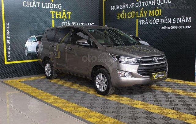 Toyota Innova E 2.0MT 2019, 13.000km, xe mới tinh và chất, trả góp 70%0