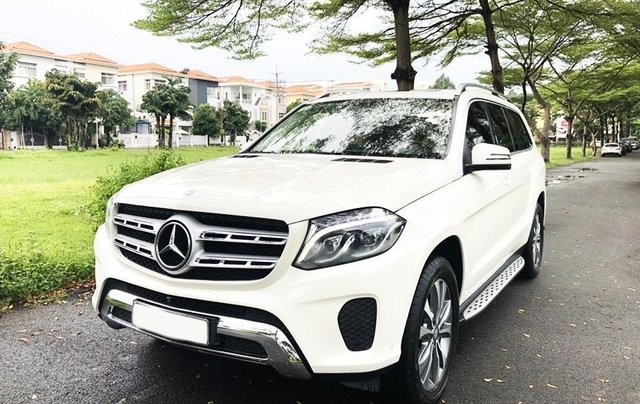 Cần nhượng lại Mercedes GLS400 4MATIC cho ai có nhu cầu, giá siêu đẹp1
