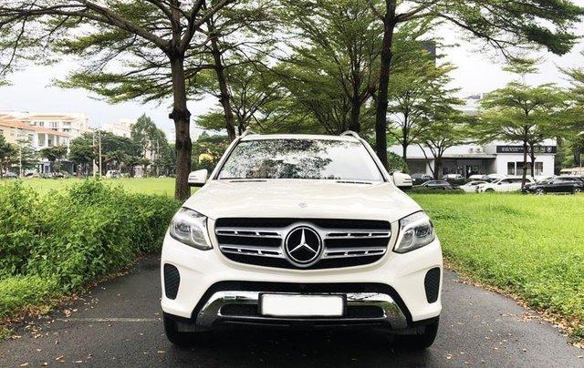 Cần nhượng lại Mercedes GLS400 4MATIC cho ai có nhu cầu, giá siêu đẹp2