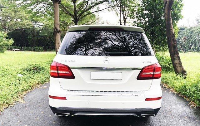 Cần nhượng lại Mercedes GLS400 4MATIC cho ai có nhu cầu, giá siêu đẹp5