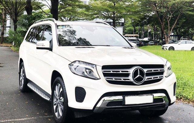 Cần nhượng lại Mercedes GLS400 4MATIC cho ai có nhu cầu, giá siêu đẹp0